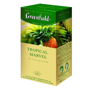 Чай Greenfield (Гринфилд) Tropical Marvel (Тропикал Мэрвэл) 25п