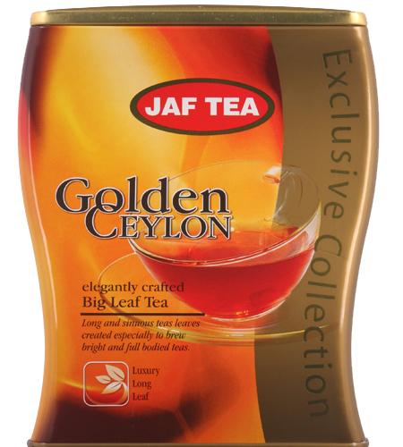 Джаф Ти зеленый чай листовой