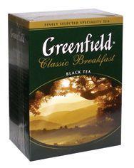 Гринфилд чай