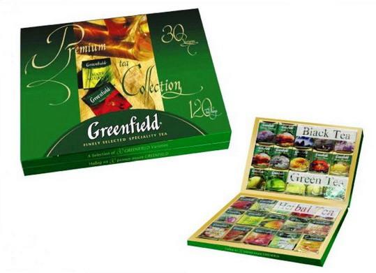 Гринфилд набор пакетированный